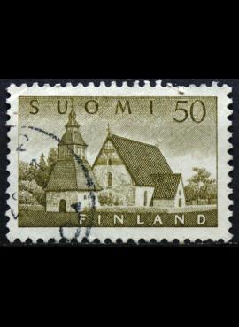 Suomija ScNr 338 Used(O)