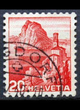 Šveicarija ScNr 243 Used(O)