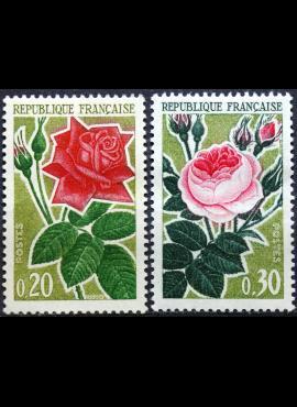 Prancūzija, pilna serija ScNr 1043-1044 MNH**