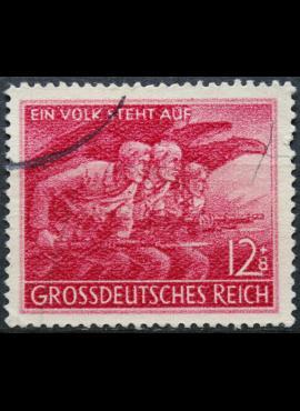 Vokietijos Reichas, MiNr 908 Used(O)