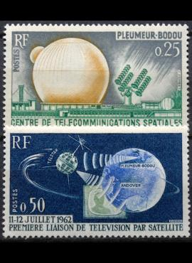 Prancūzija, pilna serija ScNr 1047-1048 MNH**