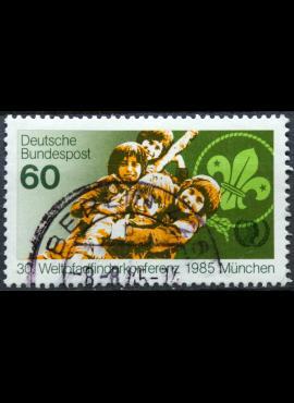 Vokietija MiNr 1254 Used(O)