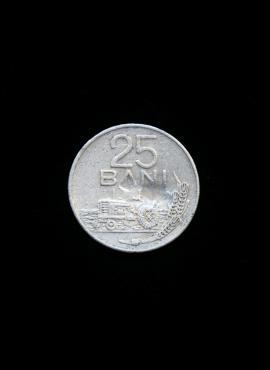 Rumunija, 25 baniai, 1982m