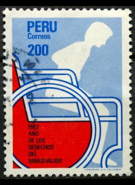 Peru ScNr 771 Used(O) E