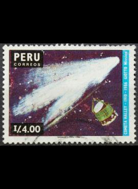 Peru ScNr 923 Used(O) E