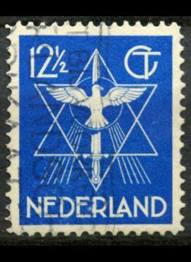 Nyderlandai ScNr 200 Used(O)