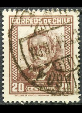 Čilė, ScNr 181 Used(O) E