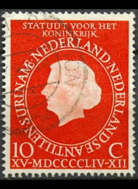 Nyderlandai ScNr 366 Used(O)