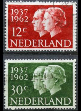 Nyderlandai, pilna serija ScNr 389-390 Used(O)