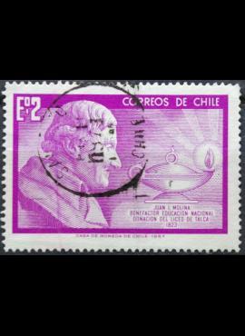 Čilė ScNr 369 Used(O) E