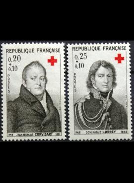 Prancūzija, pilna serija ScNr B385-B386 MNH**
