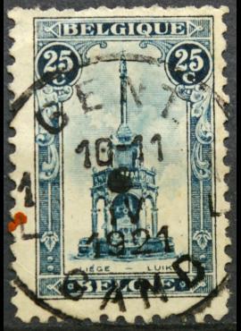 Belgija ScNr 123 Used(O)