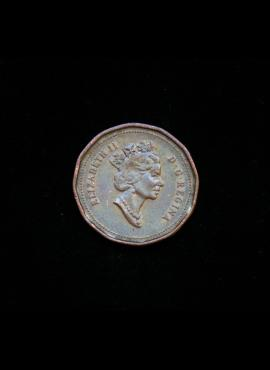 Kanada, 1 centas 1993m
