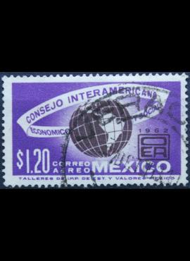Meksika ScNr C263 Used(O) E