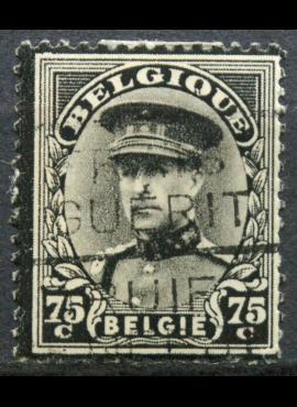Belgija ScNr 257 Used(O)