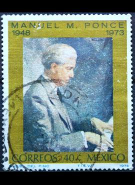 Meksika ScNr 1059 Used(O) E