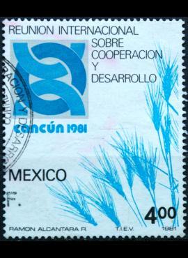 Meksika ScNr 1256 Used(O) E