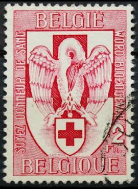Belgija ScNr 494 Used(O)
