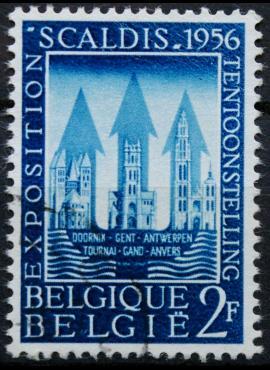 Belgija ScNr 495 Used(O)