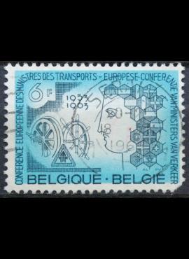 Belgija ScNr 595 Used(O)