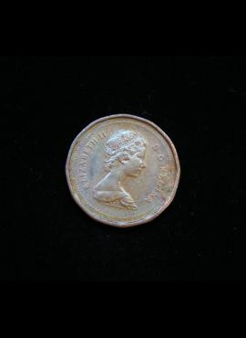 Kanada, 1 centas 1983m