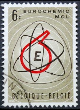 Belgija ScNr 671 Used(O)