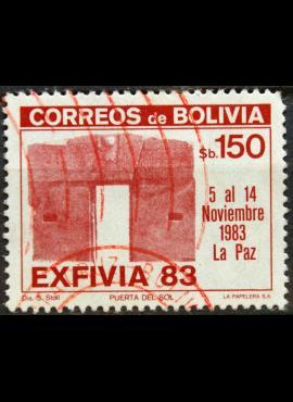 Bolivija ScNr 690 Used(O) E