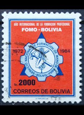 Bolivija ScNr 713 Used(O) E