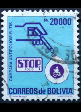 Bolivija ScNr 714 Used(O) E