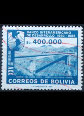 Bolivija ScNr 730 Used(O) E