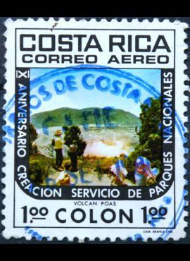 Kosta Rika ScNr C786 Used(O) E