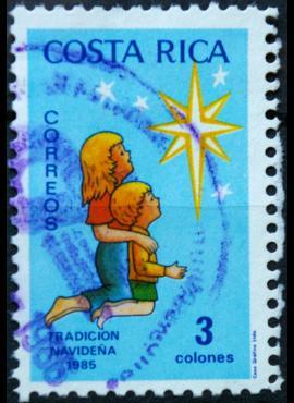 Kosta Rika ScNr 338A Used(O) E