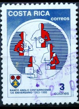 Kosta Rika ScNr 403 Used(O) E