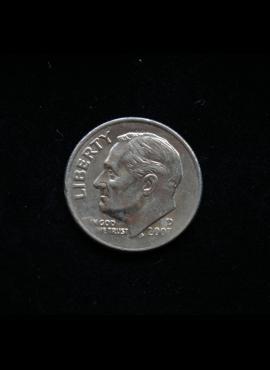 JAV, 10 centų 2007m-D