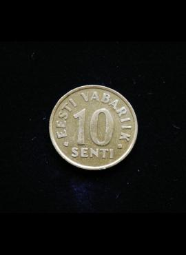 Estija, 10 sentų 1997m