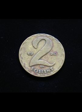 Vengrija, 2 forintai 1970m