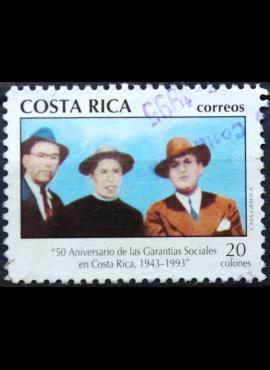 Kosta Rika ScNr 460 Used(O) E