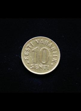 Estija, 10 sentų 1994m