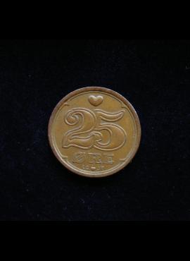 Danija, 25 erės 1997m