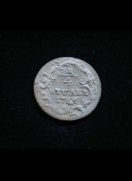 Kelnas, 1/4 štuberio, 1765m