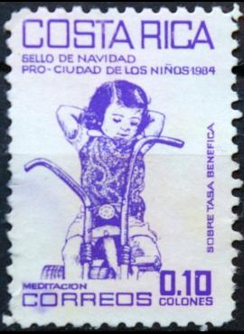 Kosta Rika ScNr RA101 Used(O) E