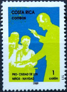 Kosta Rika ScNr RA105 MNG(*) E