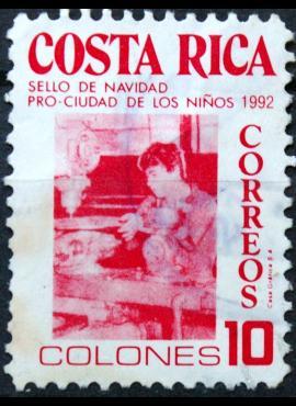 Kosta Rika ScNr RA111 Used(O) E