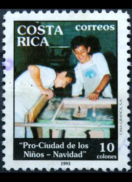 Kosta Rika ScNr RA112 Used(O) E