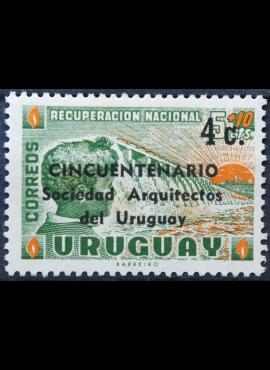 Urugvajus ScNr 727 MH* E