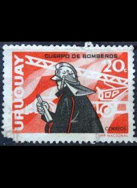 Urugvajus ScNr 735 Used(O) E