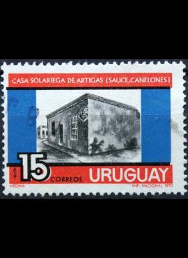 Urugvajus ScNr 777 Used(O) E