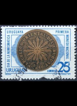 Urugvajus ScNr 793 Used(O) E