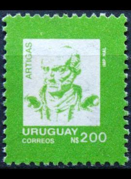 Urugvajus ScNr 1211C Used(O) E