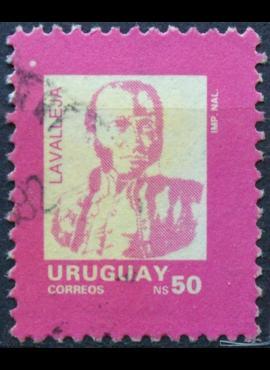 Urugvajus ScNr 1209 Used(O) E